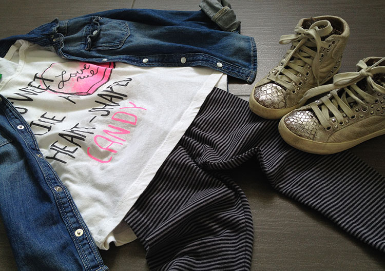 leggings_stripes_denim_jeans_fluo_crime_baby