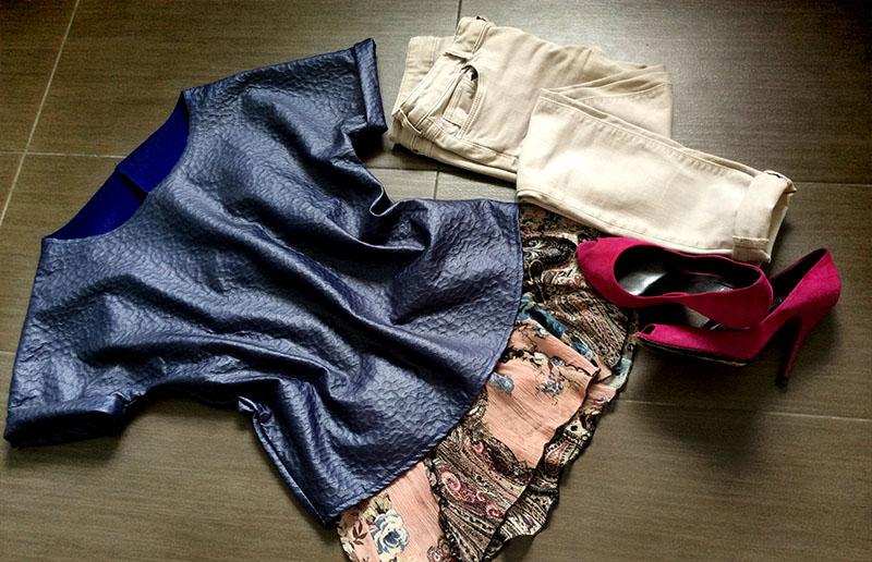 pelle_leather_blu_seta_fantasie_floreali_rosa_azzurro_scarpe_icone_fucsia