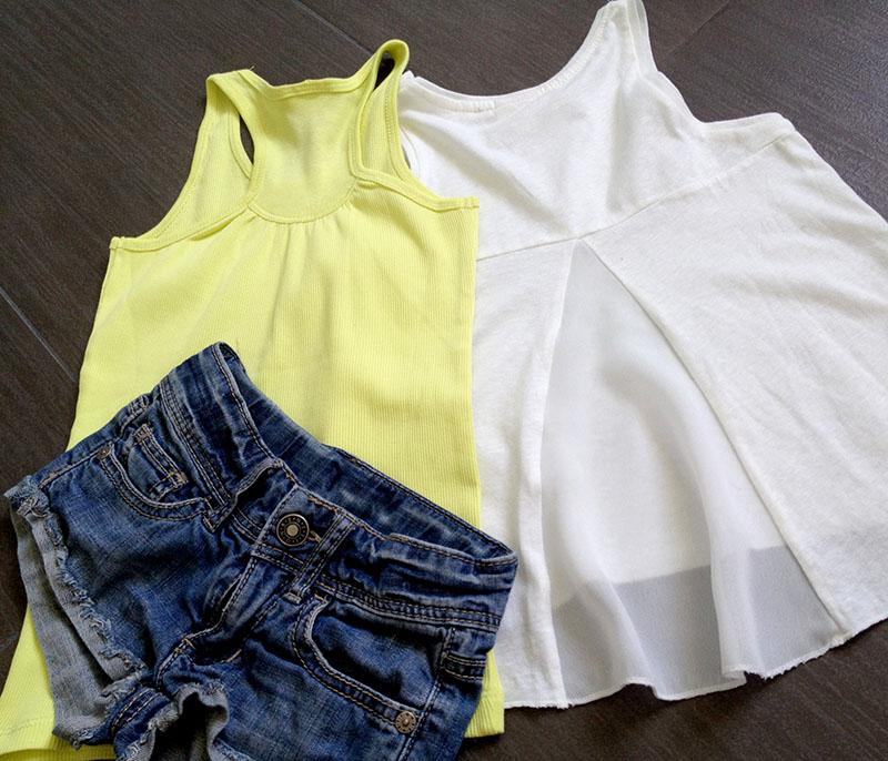 shirt_jeans_canotta_lime_ananas_bimba_gesso