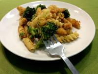 primo piatto di pasta con broccoli e pangrattato ricetta facile e veloce