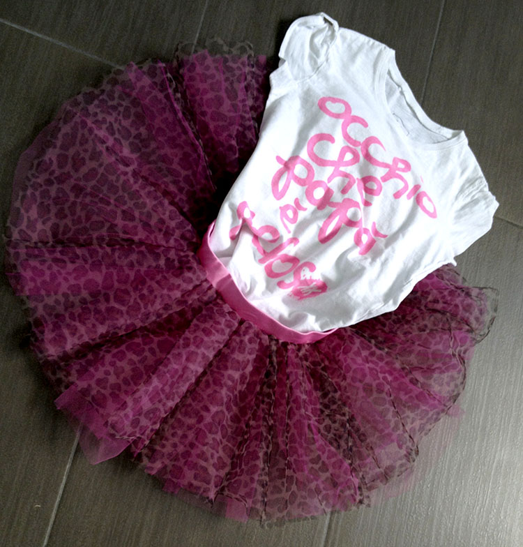 tutu_tulle_maculato_tshirt_papa_geloso_baby_girl