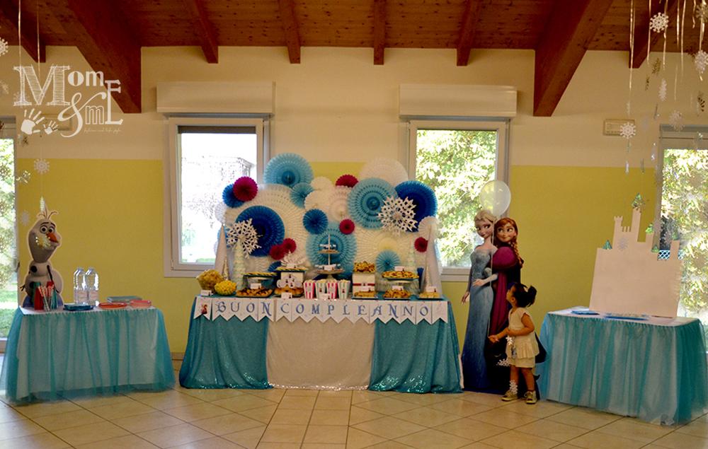 Decorazioni Per Feste Di Compleanno Roma : Frozen party una festa di compleanno davvero speciale