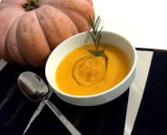 ricetta facile e veloce crema vellutata di zucca e cavolfiore con il bimby
