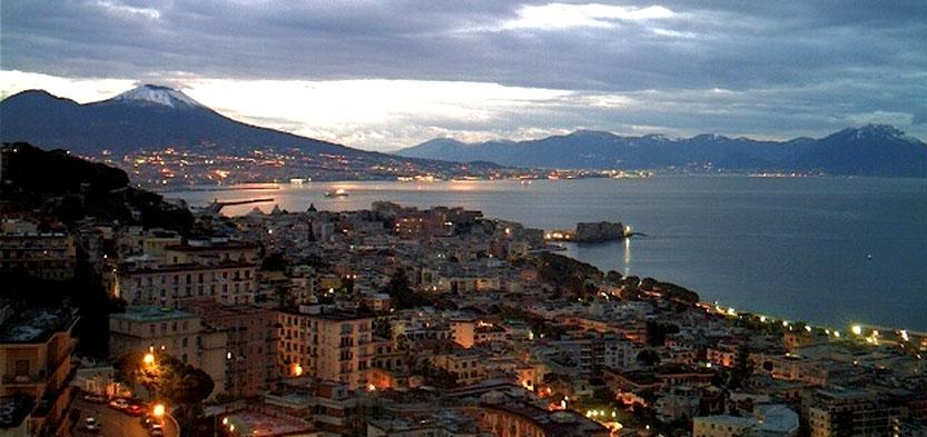 Napoli_golfo_vesuvio_tramonto
