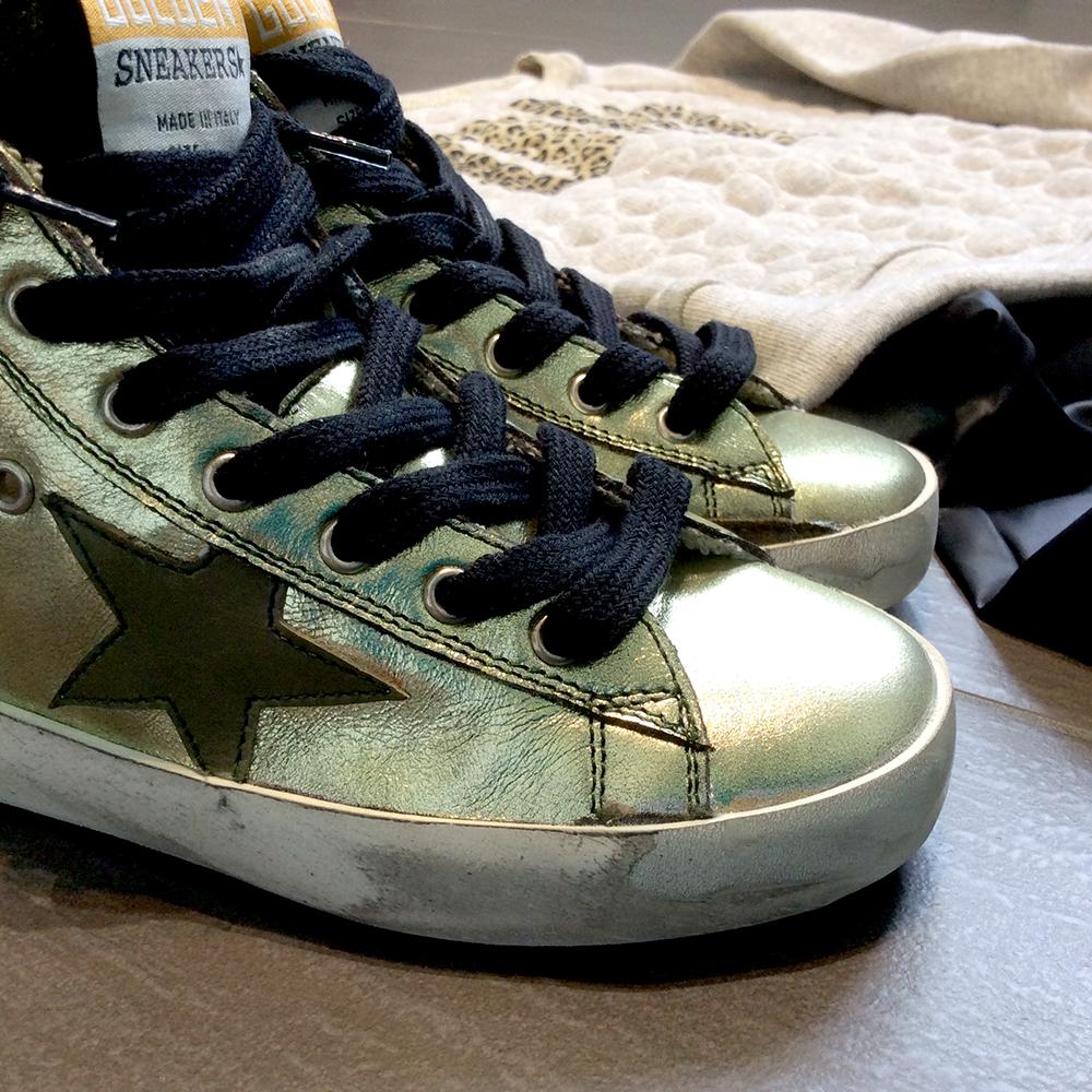 sneakers_golden_goose_oro_bambina_leggings_eco_pelle_felpa