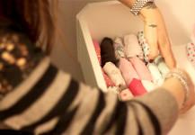 anteprima video tutorial come riordinare i cassetti degli slip mom&me