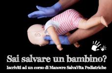 sai salvare un bambino? impara le manovre salva vita pediatriche di disostruzione e rianimazione bambini per evitare il soffocamento
