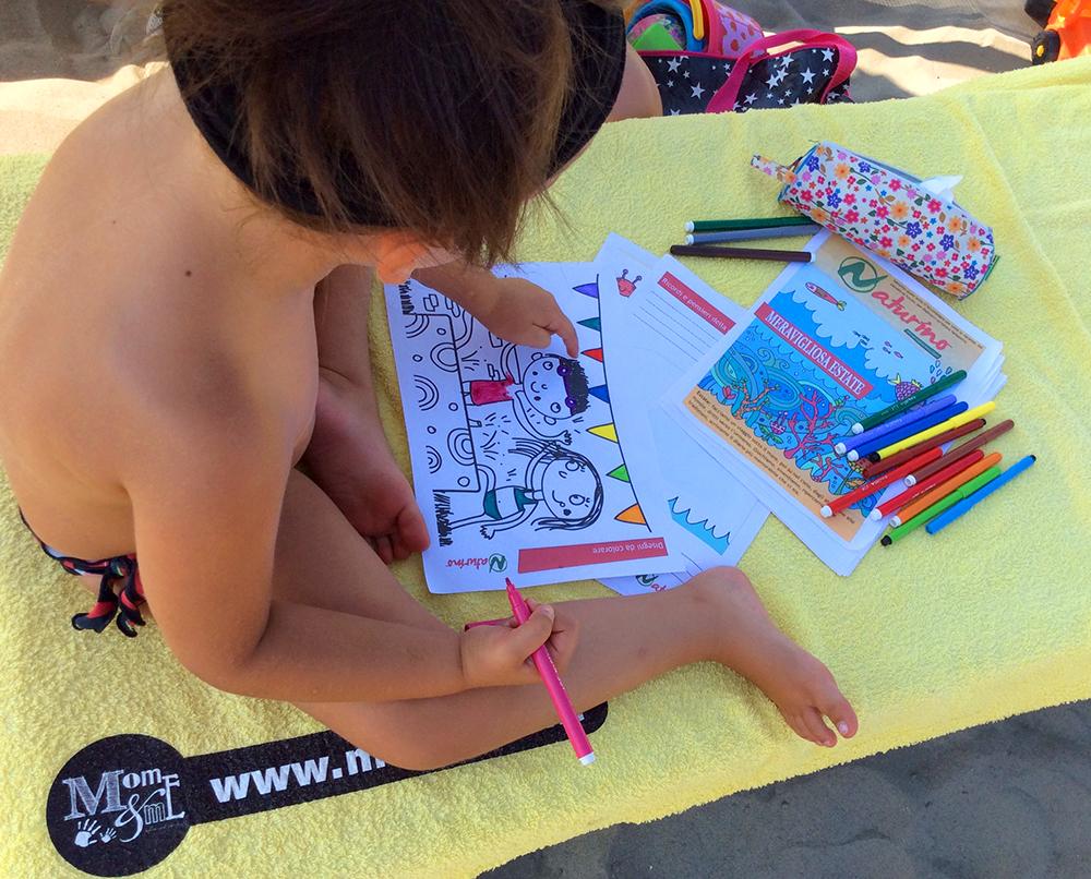ebook libro per bambini naturino scaricabile gratuitamente on line colori e disegni per bambini per l'estate