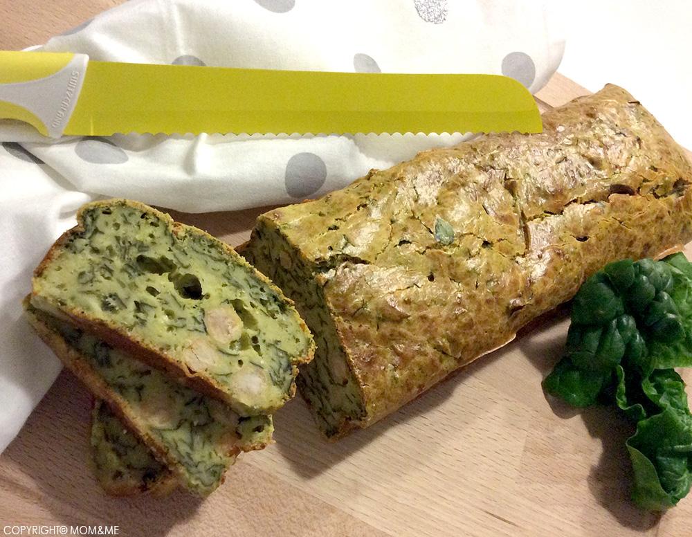 plumcake_ceci_spinaci_ricetta_facile_momeme