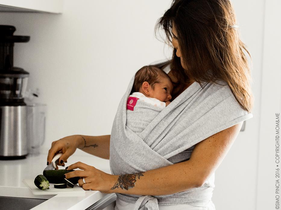 Il babywearing fa tendenza - Fascia porta bebe prezzi ...