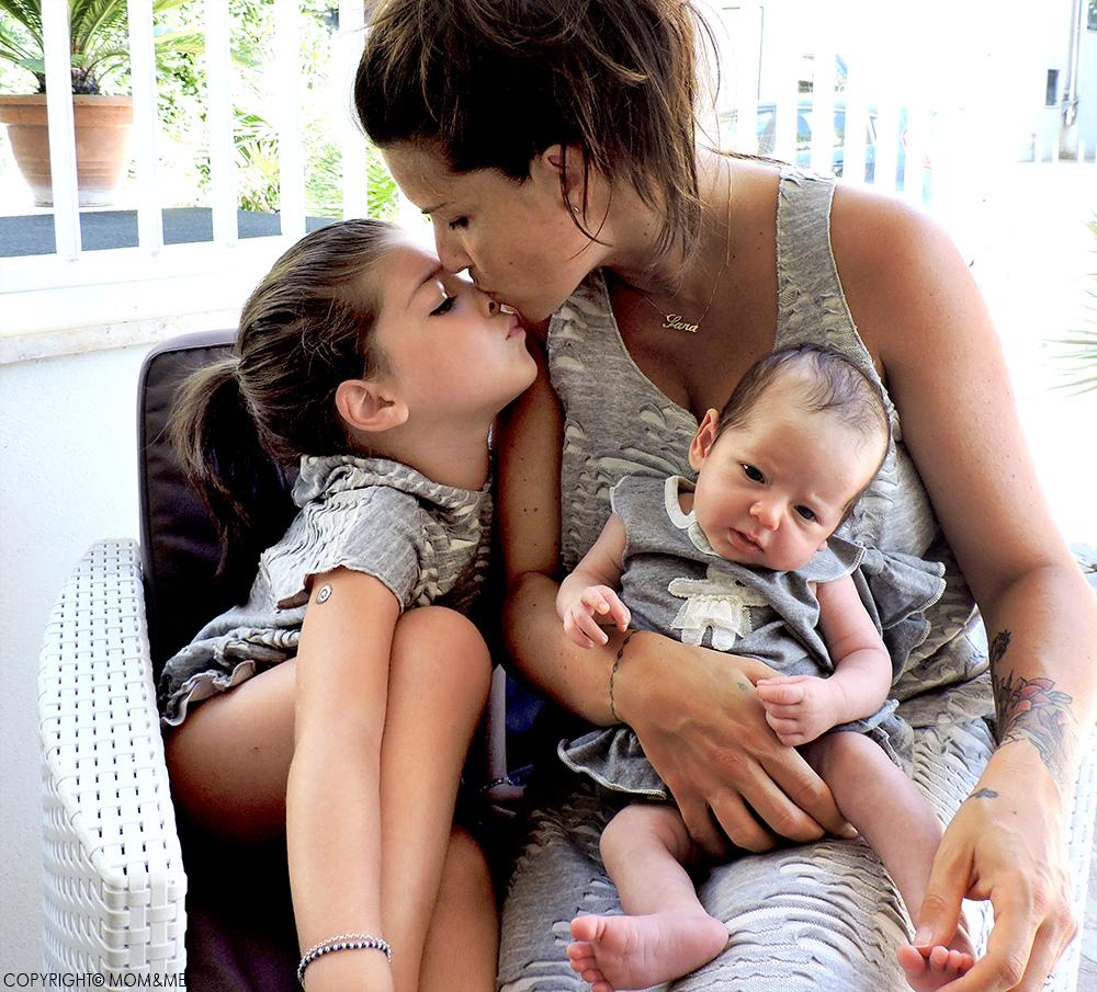 frugoo_abbigliamento_bambini_donna_coordinato_mamma_bimbe_estate_coccole_bacio_momeme
