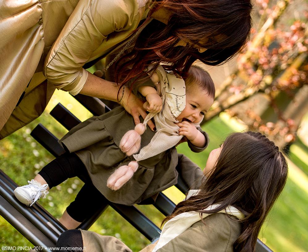lupetite_kefia_merinos_mamma_figlie_sorelle_coordinato_primavera_giardino_incantato_momeme