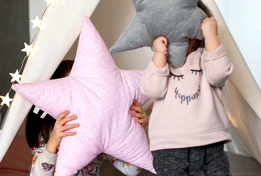 Tende rifugi e nascondigli per bambini: angoli di scoperta e nidi
